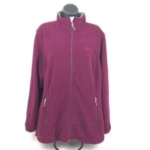 Mountain Hard Wear Womens Fleece Sweater